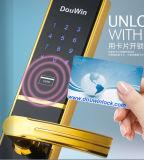 강타 카드를 가진 세륨에 의하여 증명서를 주는 전자 가정 안전한 자물쇠