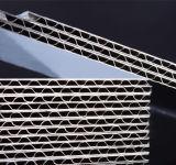 壁パネルのアルミニウム波形のパネル
