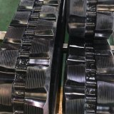 rasto de borracha da escavadeira B320X86X52) para máquinas de construção