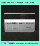Glatter Laminierung-Tintenstrahl-Druck mit Magnetstreifenkarte für Zoll