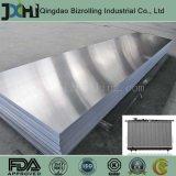 Feuille en aluminium pour refroidisseur à air