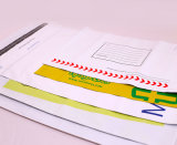 Envelop Mailer van de Plastic Zak van het Embleem van de douane de Kleur Afgedrukte Poly met Zelfklevende Verbinding