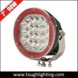 """Luz de la conducción de automóviles del CREE 90W LED de la C.C. 12/24V 7 del poder más elevado """""""
