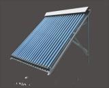 O tubo de depressão do colector de aquecimento solar