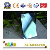 建物のガラスオフィスのガラス窓ガラスに使用する4mm5mm6mm8mm10mmの反射ガラス