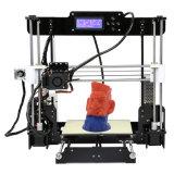 Ultima stampatrice 3D con i materiali di plastica di stampa 3D della stampante dei filamenti 3D di 1.75mm