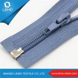 Stict QC 100% Custom cremallera de nylon para bloquear los pantalones vaqueros