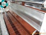 Горячие продажи полупроводниковых пластин механизма принятия решений очень малых шоколад Enrobing Enrober сэндвич вафельной машины