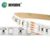 Flexibele LEIDENE SMD3528 Lichte, Commerciële Professionele LEIDENE van de Strook Verlichting