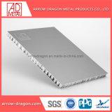 Revêtement en poudre léger en aluminium haute rigidité Panneaux de bardage de conteneur Honeycomb