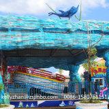 Тематический парк детский мини диско на вращающейся платформы и дискотека Нижнее вертикальное сверло Tagada аттракционы