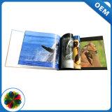 Melhores memórias de alta qualidade de impressão de Livro de fotos a cores personalizadas