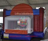 Nuevo producto 4 en 1 Sports Arena Juegos de Deportes inflables en venta
