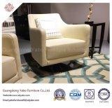 직물 안락 의자 (YB-O-34)를 가진 형식 호텔 침실 가구