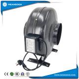 A CDF150 em linha de escape de ar ventilador centrífugo