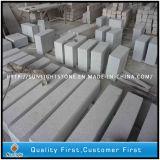 Cheap Bushhammered G623 Paso a paso de granito gris/ Frenar/ Adoquines