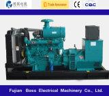 50Hz 75kw 94kVA Wassererkühlung-leises schalldichtes angeschalten durch Cummins- Enginedieselgenerator-Set-Diesel Genset