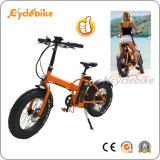 20''x4.0 de haute qualité 500W orientées Fat Pneus vélo électrique pliant pour le commerce de gros