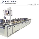 PE+Wood WPCのDeckingのプロフィールの放出機械