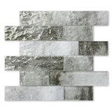 De alta calidad impermeable de metro de la impresión de inyección de tinta de mosaico Mosaico de vidrio cristal