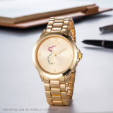Het mooie Horloge van de Gift van de Luxe van de Diamant van het Merk van het Horloge van de Dames van het Ontwerp