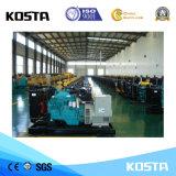 가정 사용 Water-Cooled 688kVA 디젤 엔진 발전기 침묵하는 Doosan Genset