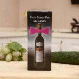 Bello apri rosa-rosso del vino del regalo di promozione