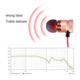 Bluetooth 헤드폰 에서 귀 이어폰이 자석 무선 헤드폰 금속에 의하여