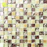mattonelle di mosaico di cristallo di vetro della decorazione 30X30 per le maschere