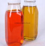 französische quadratische Flasche des Saft-300ml