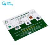 高品質によって個人化されるカードの印刷