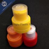 Protezione di plastica del tappo della bottiglia di vino per usando