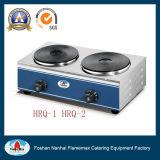 ステンレス鋼3.0kwの2版の電気炊事道具(HRQ-2)