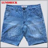 Shorts dei jeans degli uomini con buona qualità