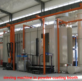 Powder automatico Sieving Machine per Electrostatic Powder Coating