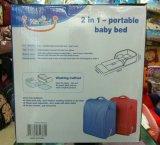 2in1ポータブルベビーベッドの赤ん坊袋。 折りたたみ袋。 赤ん坊は折畳み式ベッドを運ぶ