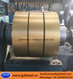 Gi/Galvalume de refendage en acier pour les matériaux de construction de la bobine