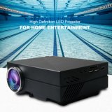 Short Throw Lightweight Multimedia Ultra portable LED Projector for Home Theater