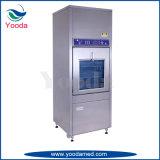Desinfección de lavadora automática con función de secado