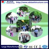Estrutura de aço da estrutura da luz câmara dome exterior fabricados na China