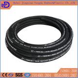 boyau en caoutchouc hydraulique élevé de fil d'acier de 1sn 2sn Tensil