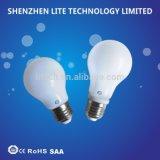 Lâmpada LED60 E27 Luz da lâmpada de 7 W