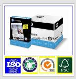 70gsm 75gsm 80GSM A4 papel de copia, papel A4, papel de fotocopiadora