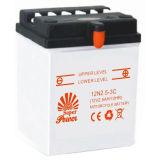 セリウムULの証明書が付いている乾燥満たされたオートバイ電池12N2.5-3C
