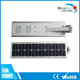 30W Outdoor IP65 Integrated Todo no diodo emissor de luz Street Light de Um Solar