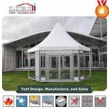De in het groot Structuur van de Tent van het Frame Hexagon voor OpenluchtGebeurtenis van Fabriek