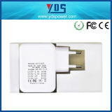 Сделано в заряжателе мобильного телефона переходники стены USB Китая