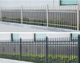 도로를 위한 Foshan 단철 금속 가로장 울타리