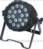 18X10W Водонепроницаемый светодиодный PAR 64