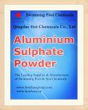 Productos químicos de aluminio CAS 10043-01-3 del sulfato del floculante de la piscina